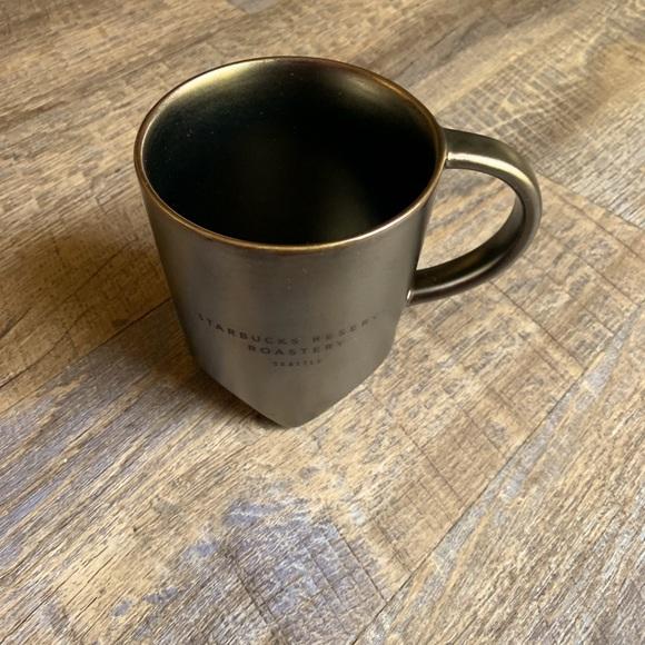 Starbucks Reserve Roastery Seattle 16 oz Mug